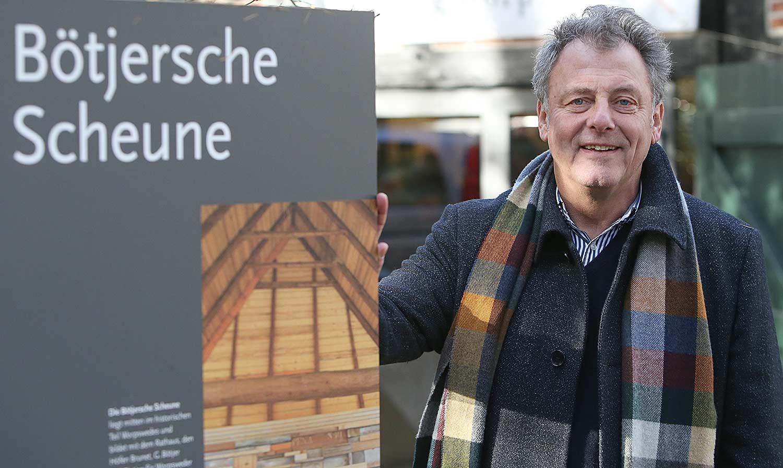 Christoph Bayer, Vorsitzender der Stiftung