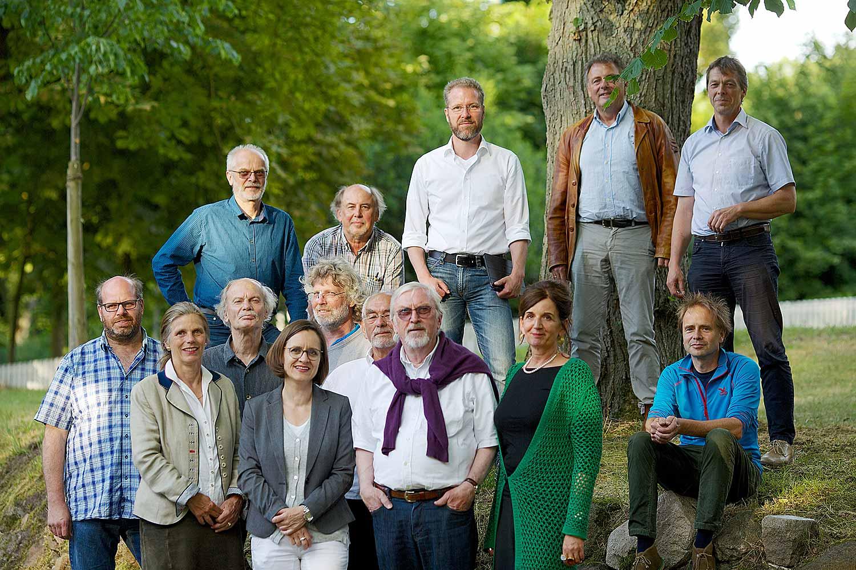 Kuratorium der Stiftung Worpswede, Foto: Rüdiger Lubricht