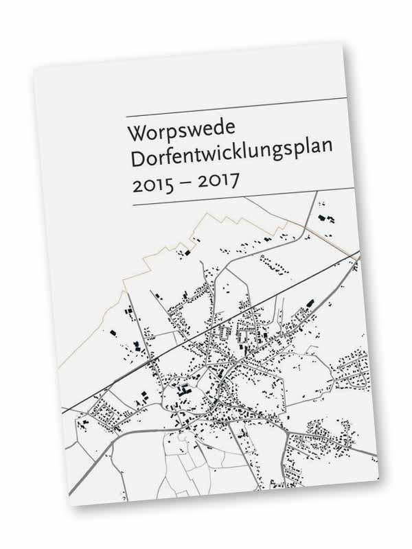 Dorfentwicklungsplan-Deckblatt