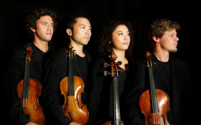 Quartet Berlin-Tokyo in der Bötjerschen Scheune
