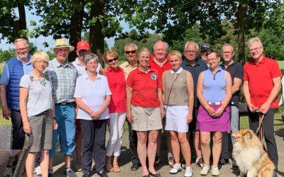 Golfturnier zugunsten der Stiftung