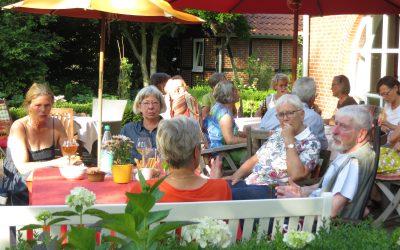 Stiftungsladen feiert Sommerfest