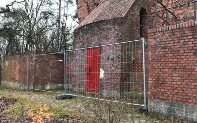 Niedersachsenstein für Besucher gesperrt