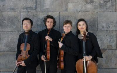 Quartet Berlin-Tokyo zu Gast in Worpswede